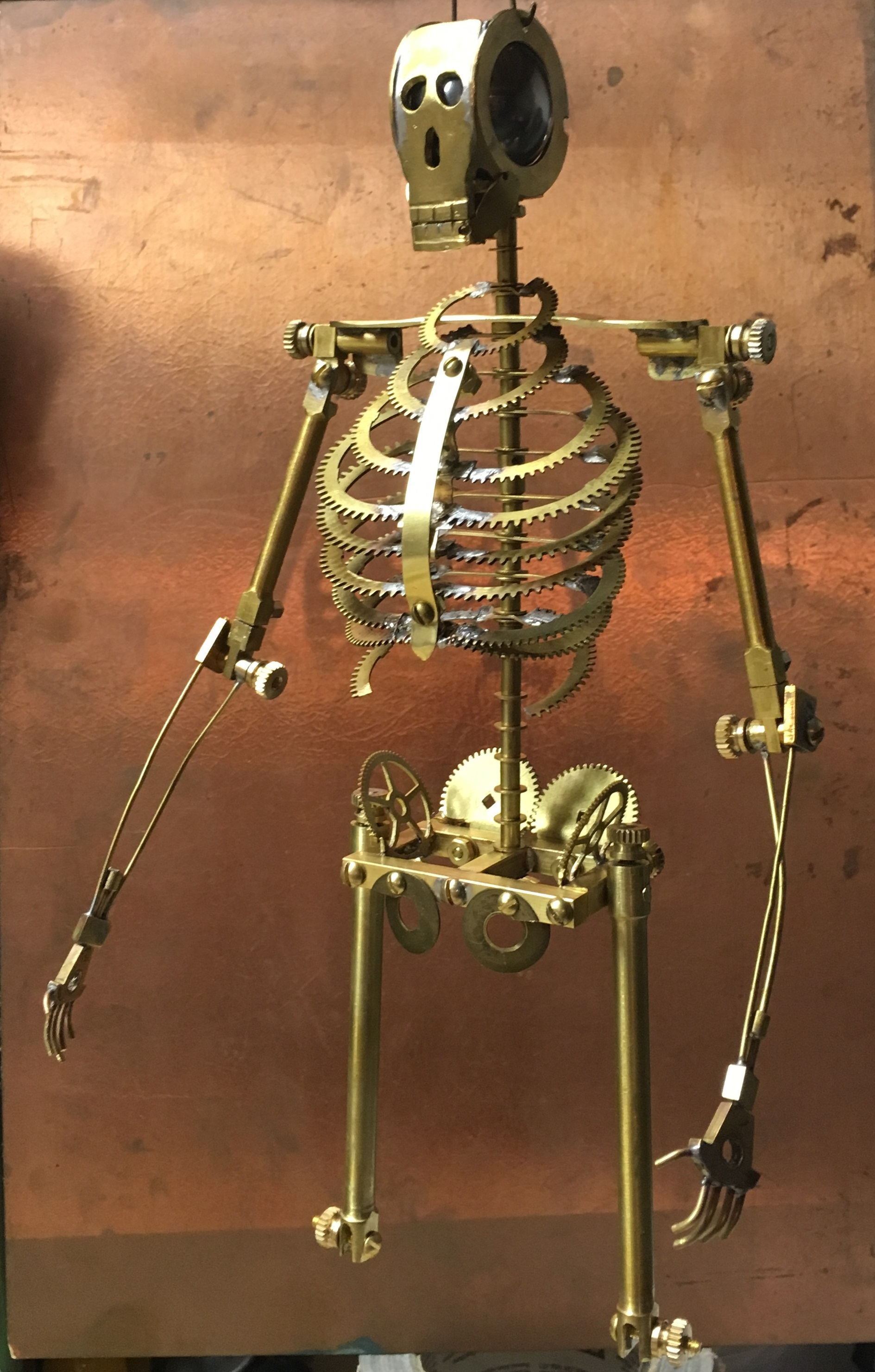 18 Skeleton with hips