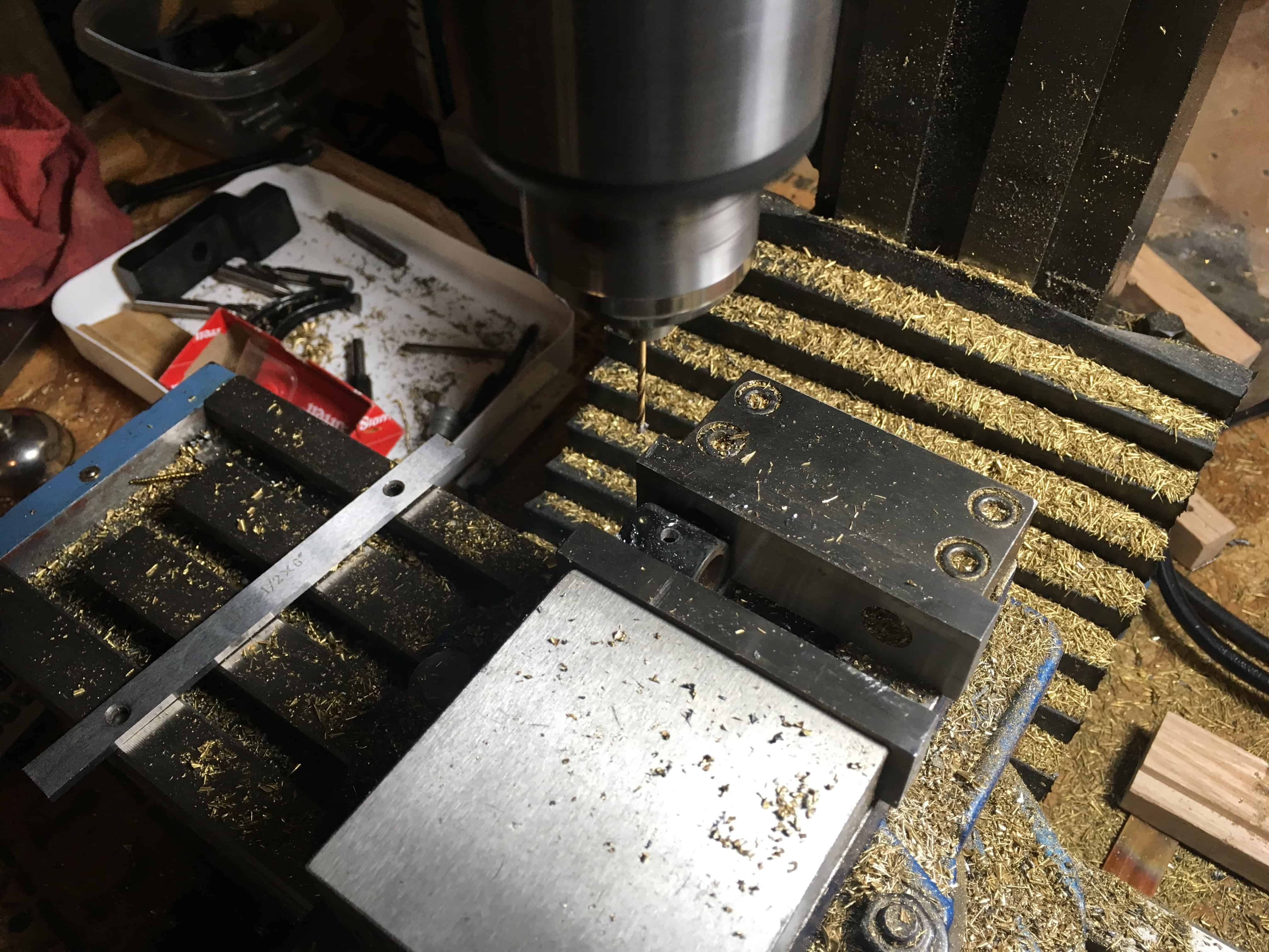 11 drilling and tapping