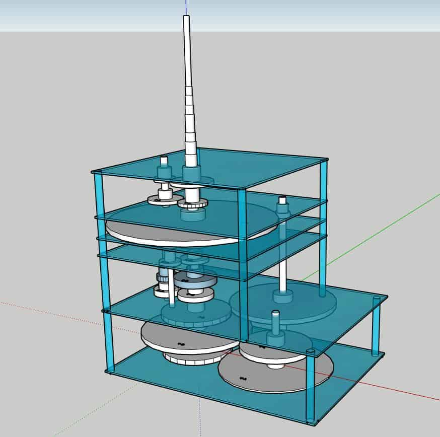 Orrery Complete