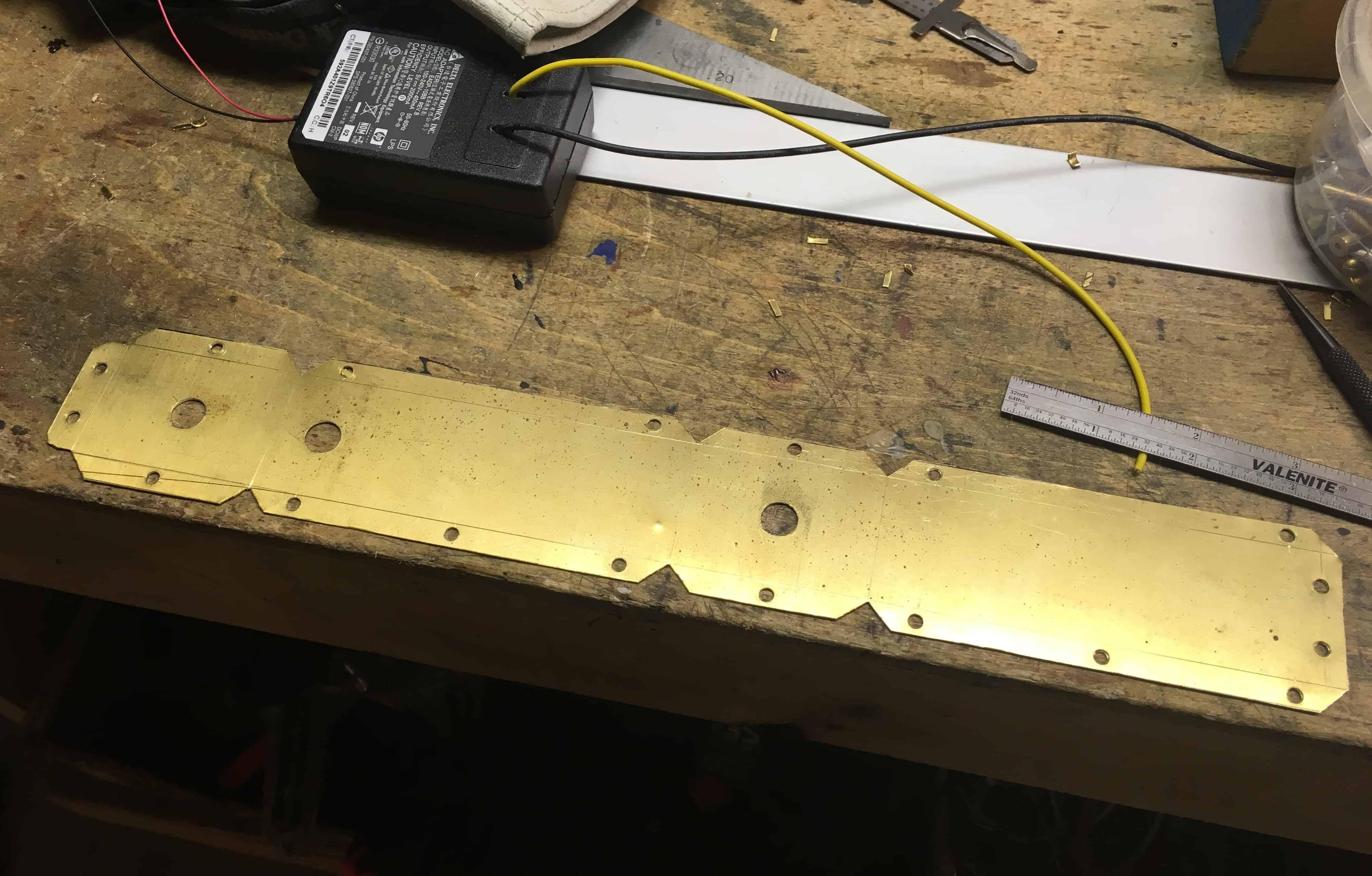 Orrery Electrical Box 4