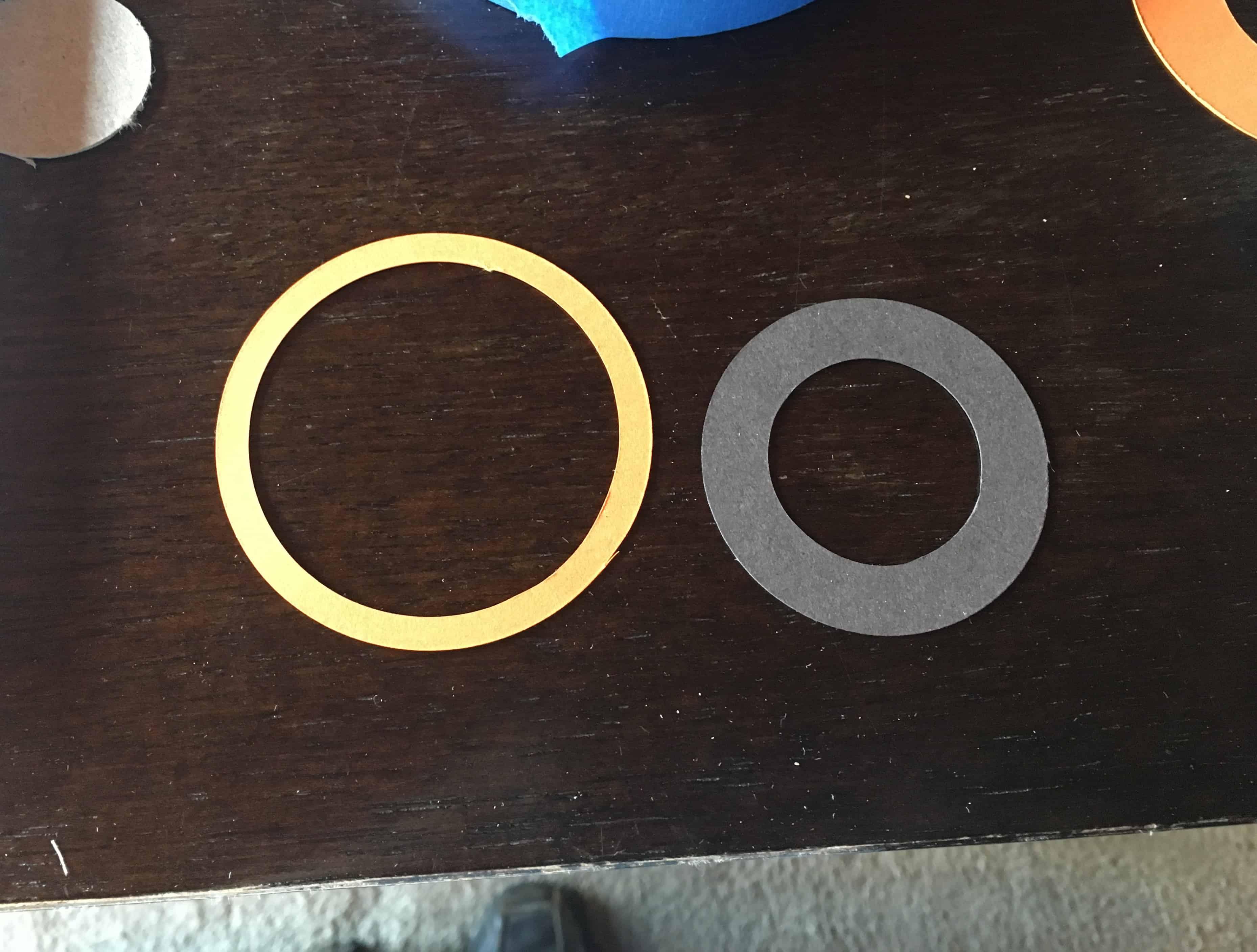 Saturn Rings 1