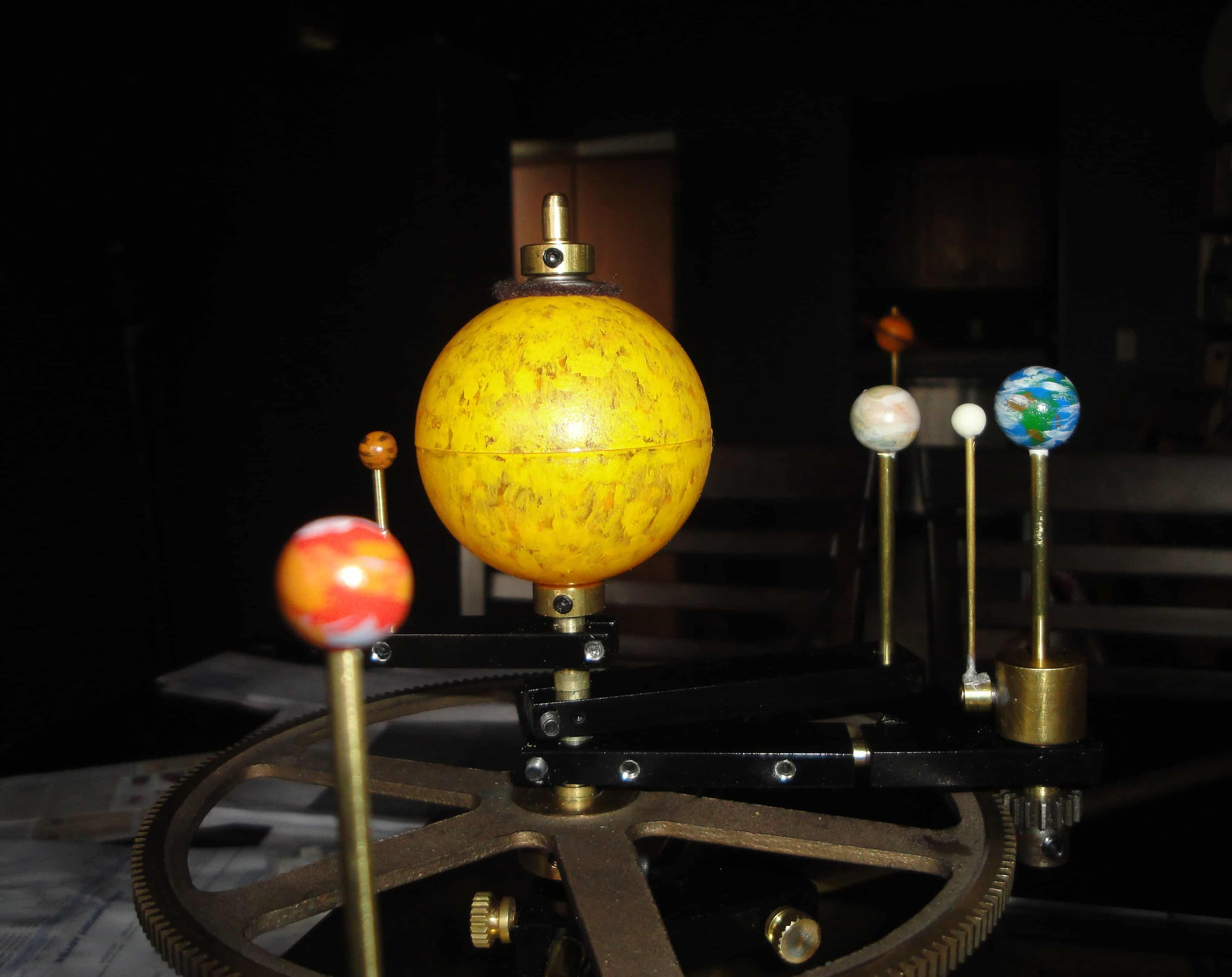 Sun+Planets 1