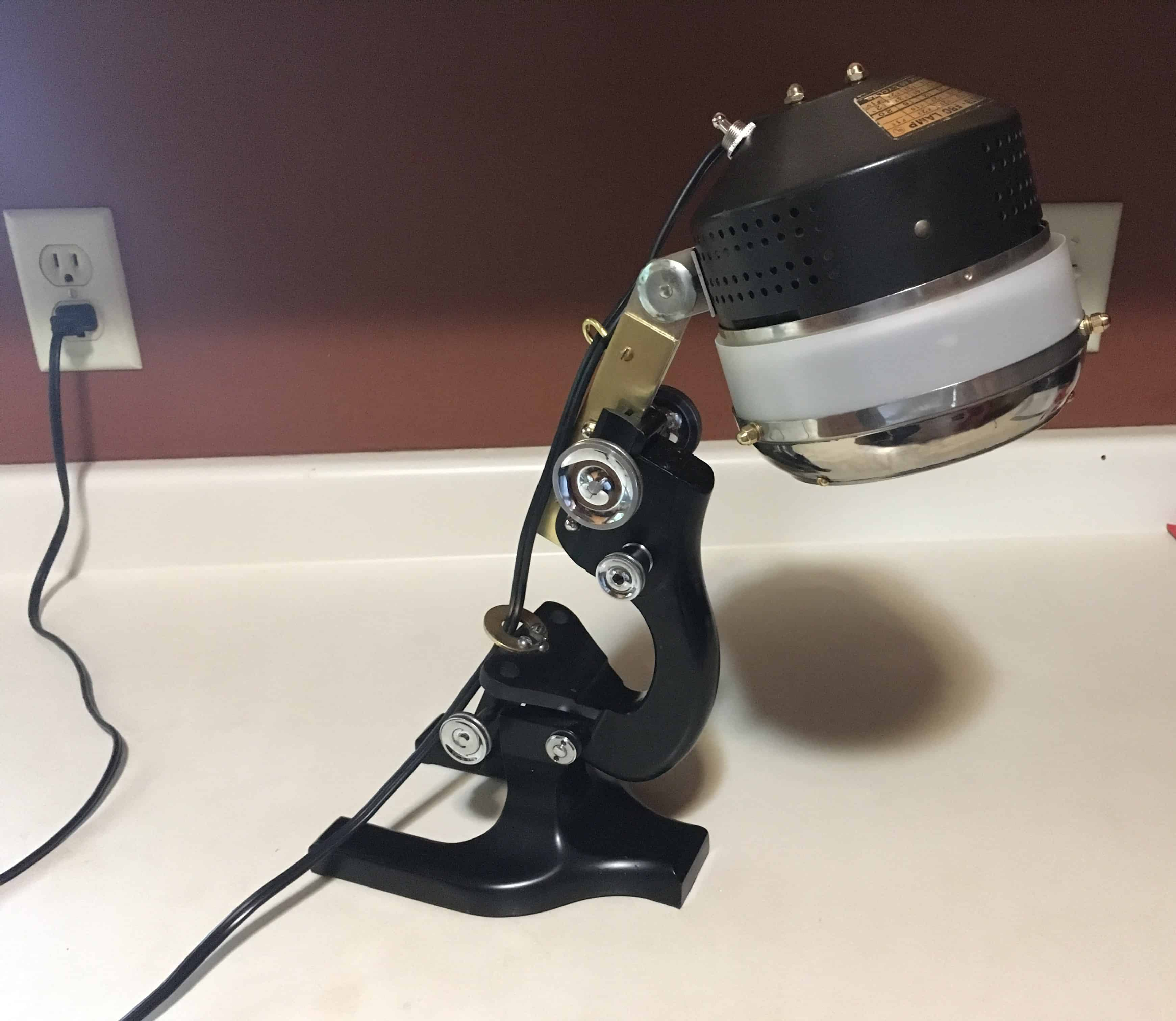 Microscope Lamp 1