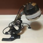Steampunk Style Microscope Desk Lamp