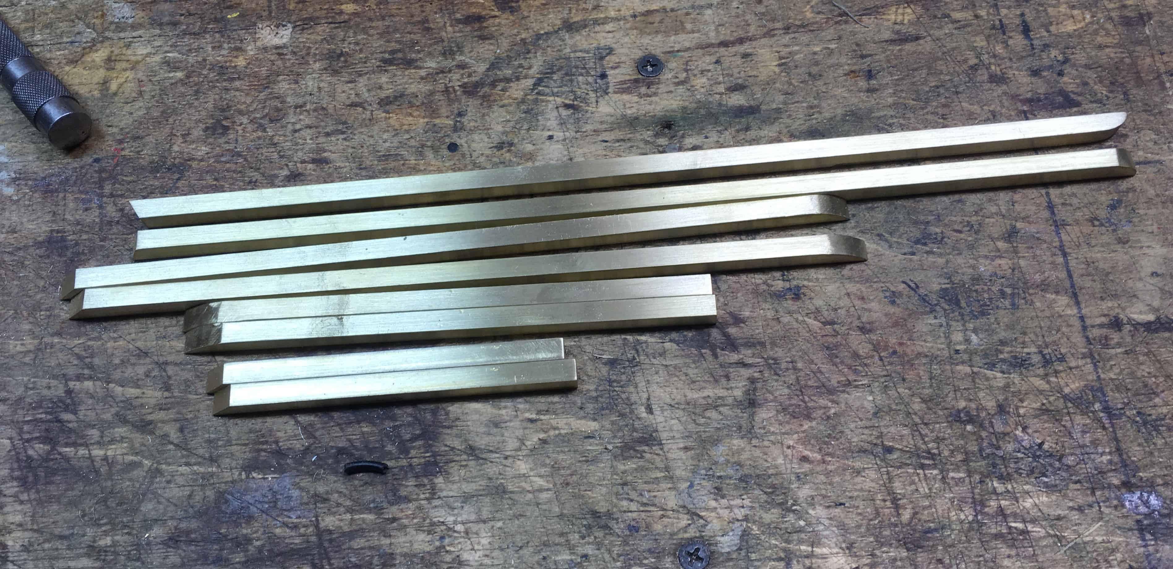 66 Brass cut