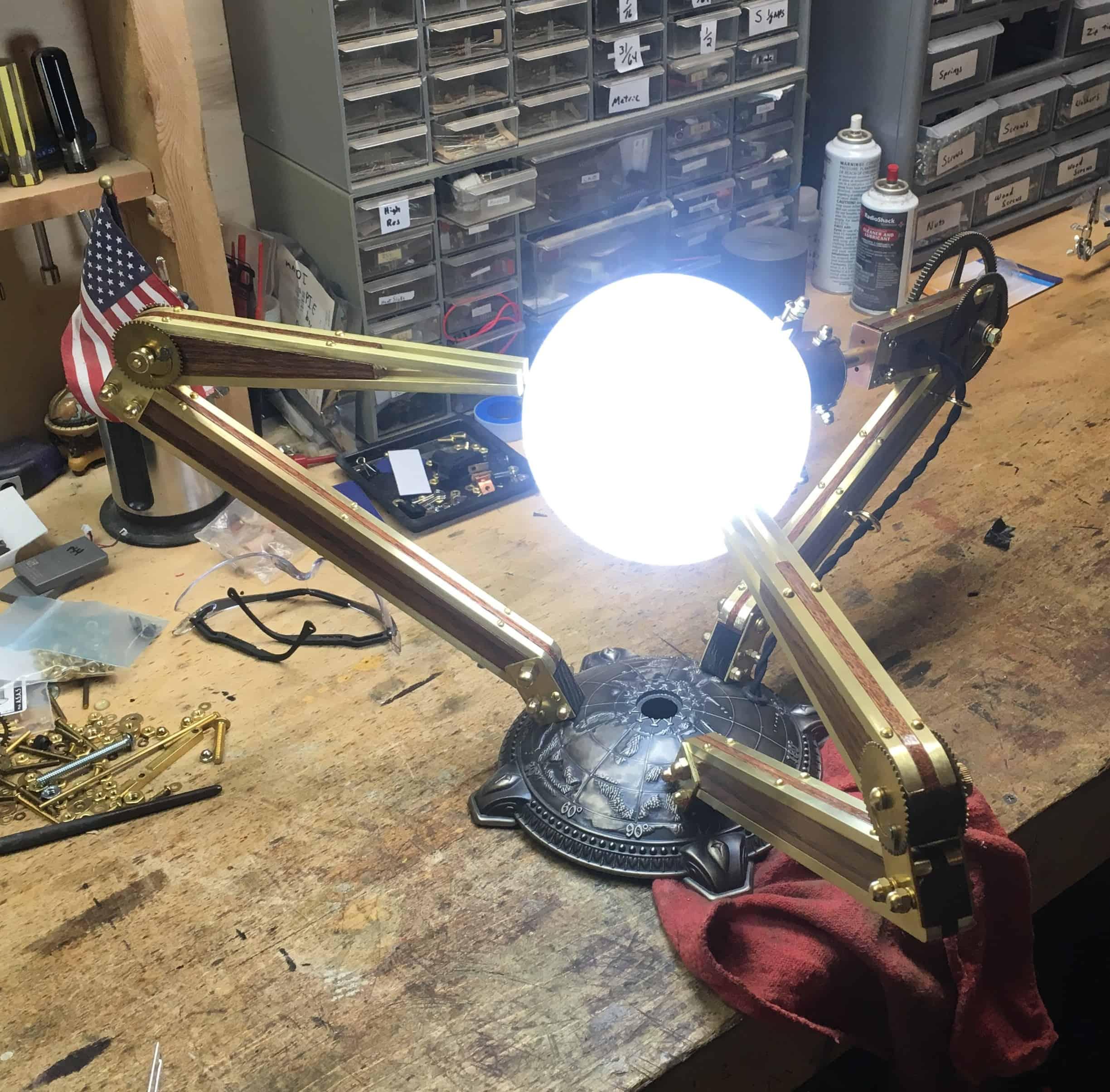 86 Light test 1